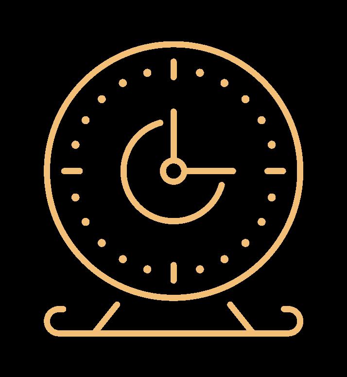אייקון שעון